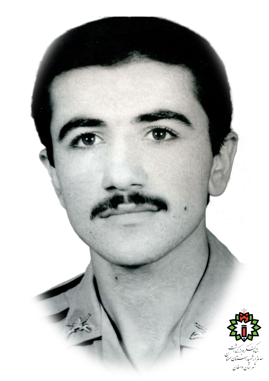 شهید علی اکبر تیموری