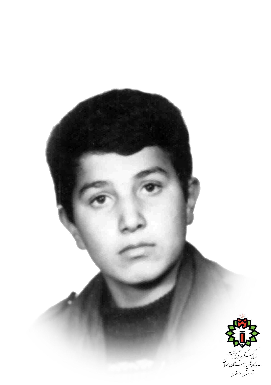 شهید عبدالرحیم خطیب زاده