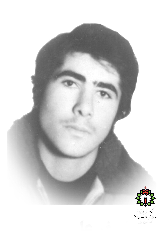 شهید علی اصغر علی محمدی