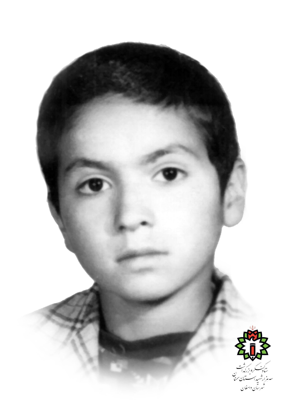 شهید علی اصغر وفایی نژاد