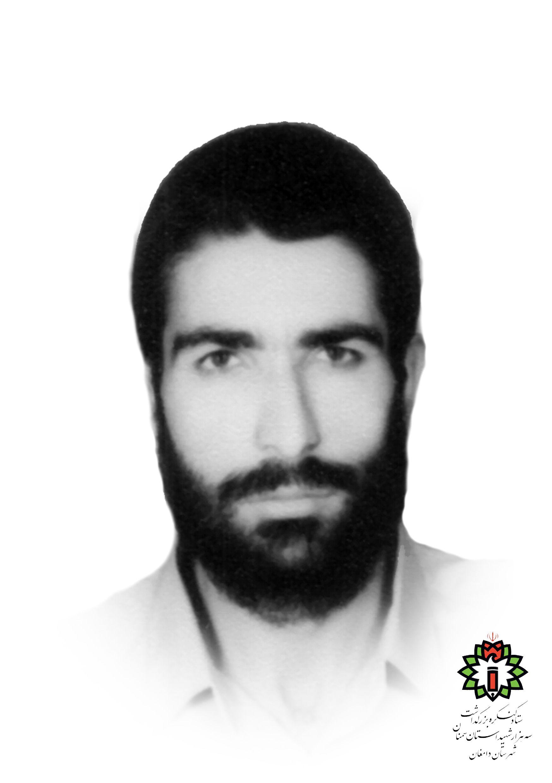 شهید علی اصغر غریب نژاد