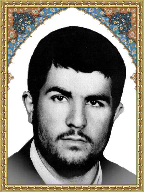 شهید غلامرضا رسولی پور