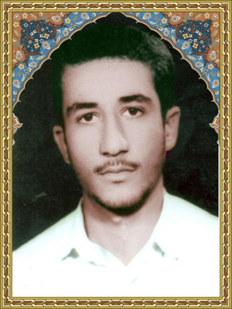 شهید محمدرضا فرخ زاده