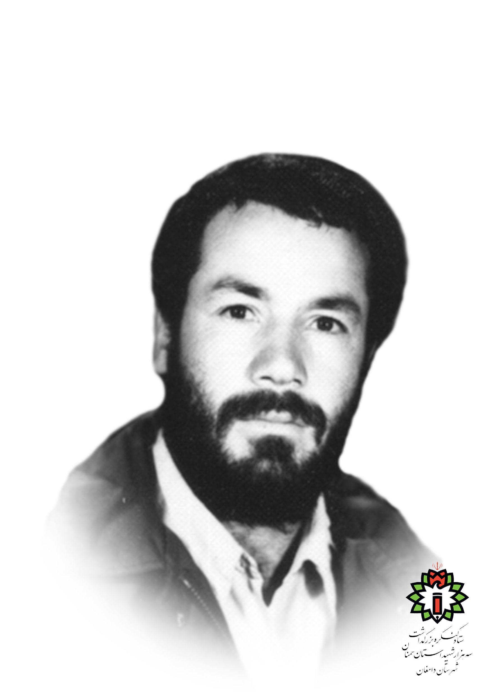 شهید علی اکبر علی نژاد