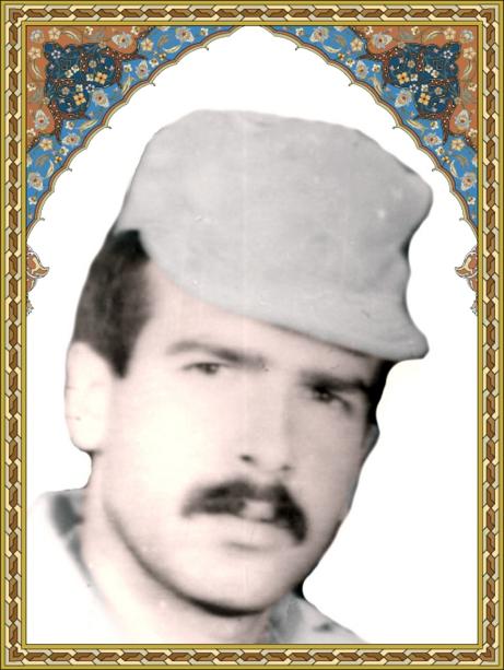 شهید مسلم کاظم زاده