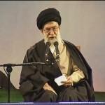 صوت بیانات مقام معظم رهبری در ارتباط با تیپ قائم استان سمنان