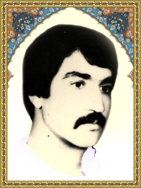 شهید احمد لعله ای