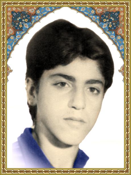 شهید حسن مهرابی