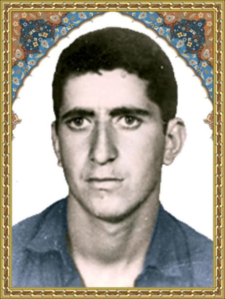 شهید عامر امین احمد