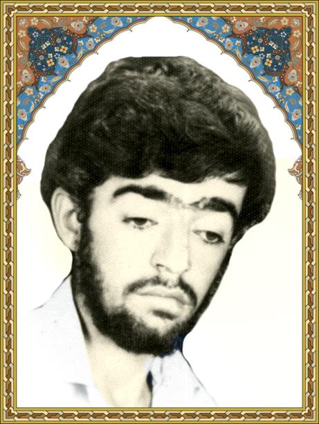 شهید علی قربتی (کبیرنیا)