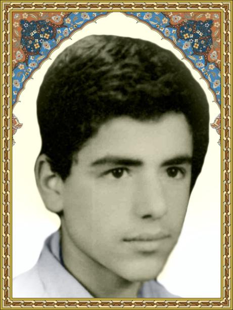 شهید هادی محمدی مایانی