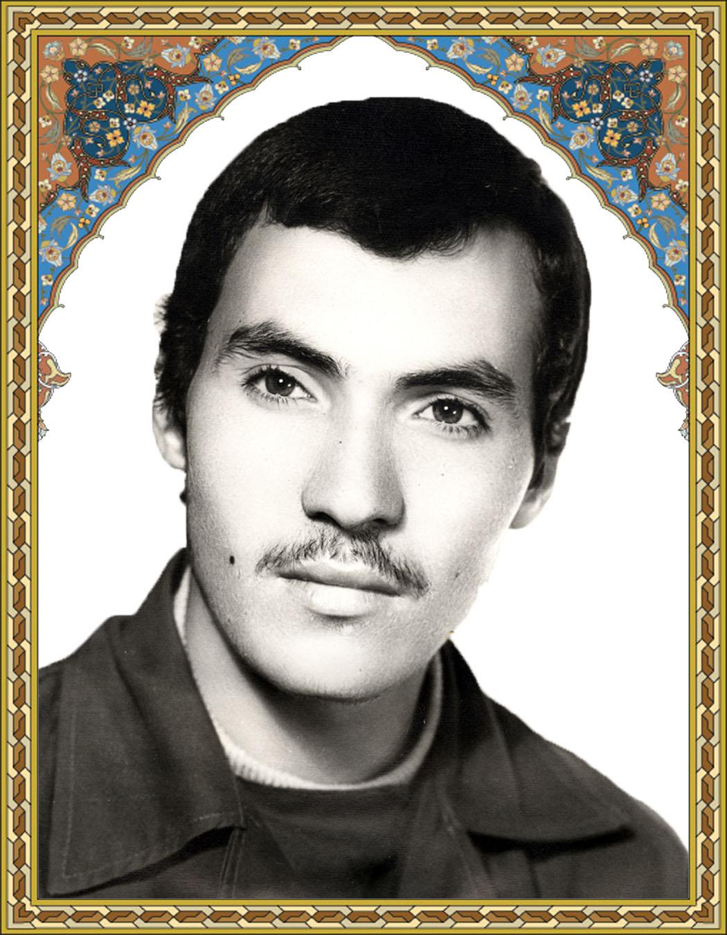 شهید سید مصطفی سجادی نژاد