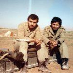 خاطراتی از شهید محمدرضا وفایی نژاد