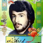 شهید محمد اردکانی زاده