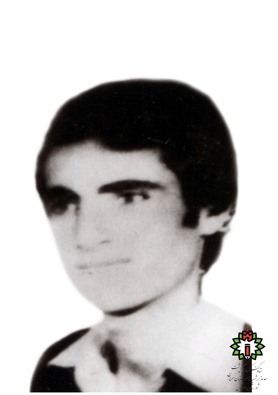 شهید عباسعلی یحیایی