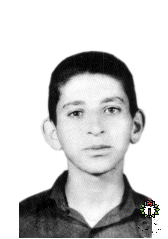 شهید حسن یحیایی