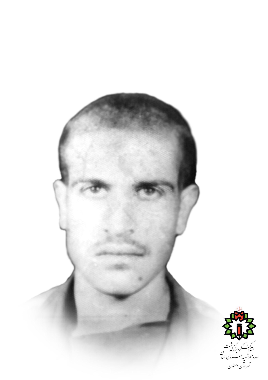 شهید علی محمد عاقلی
