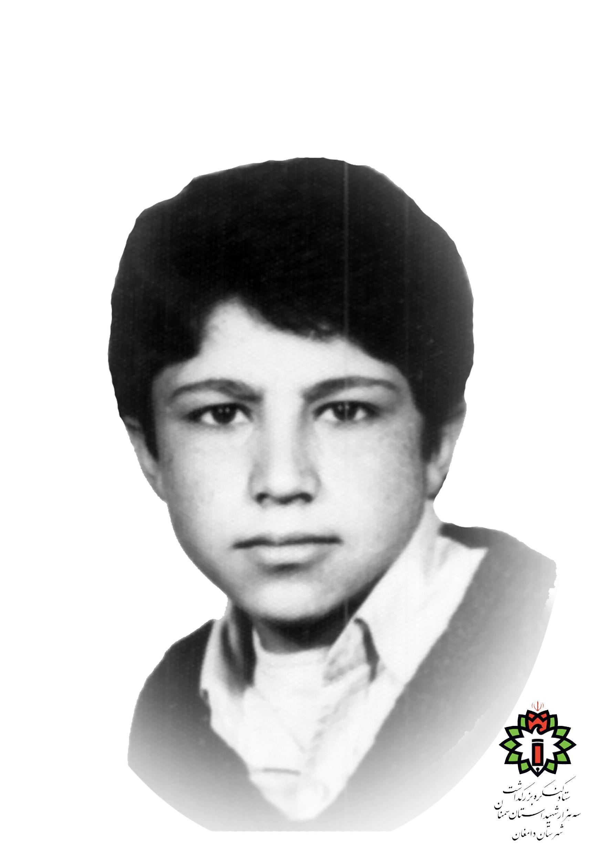 شهید محمدرضا هراتیان