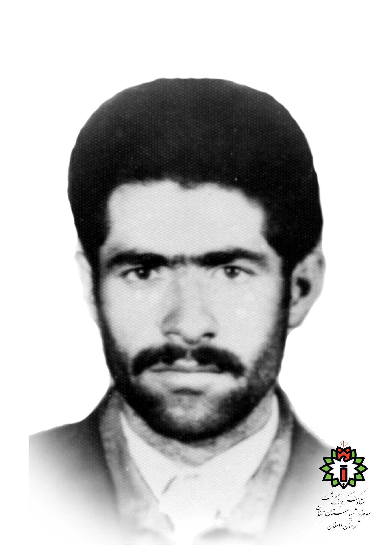 شهید حسن غریب نژاد