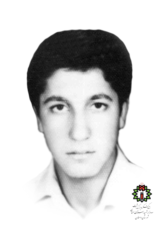 شهید عبدالرضا غریب نژاد