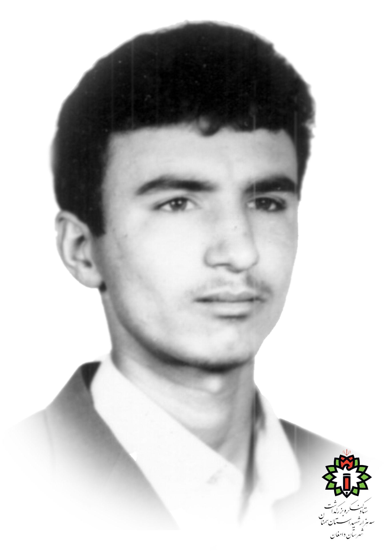 شهید اسماعیل حدادی