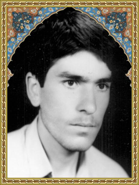 شهید عزیزالله علیزاده