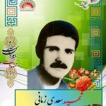 شهید سعدی زمانی