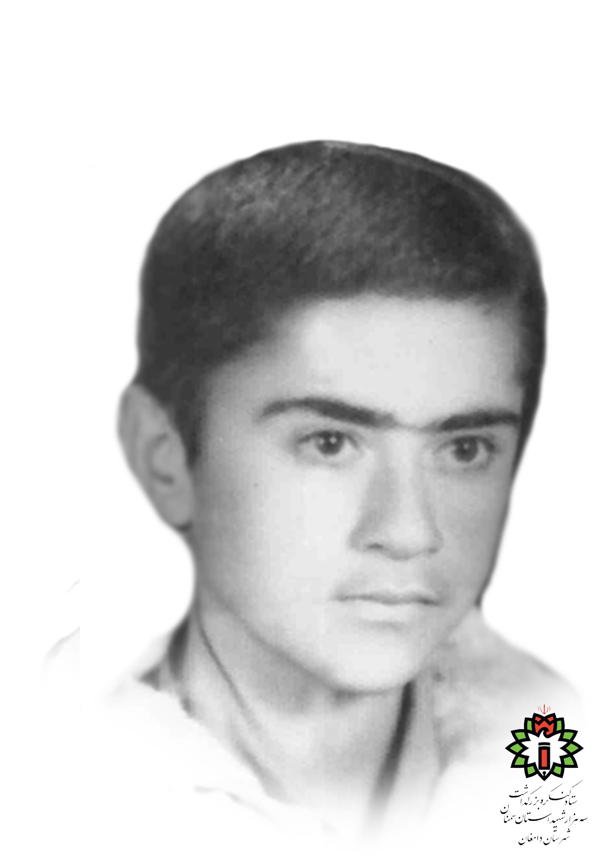 شهید علی اصغر فرمانی