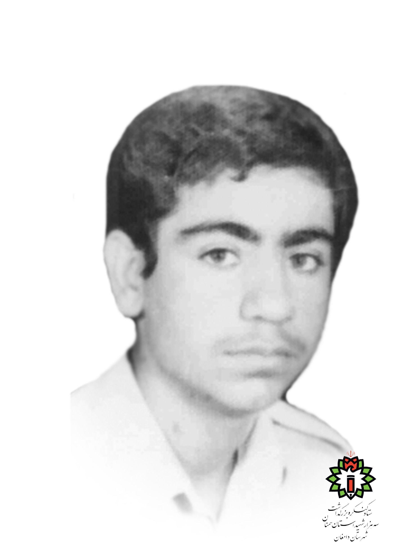 شهید محمدرضا علیزاده برمی