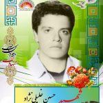 شهید حسین خلیلی نژاد