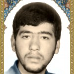 شهید جعفر مهرابی