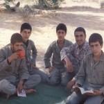 خاطره ای از شهید علی اصغر ابراهیمی